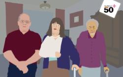 Hoe ondersteun je LHBT-ouderen bij hulpvragen?