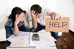 Signaleren en begeleiden bij financiële problemen